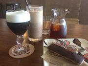 富山市に厳選豆のコーヒーショップ アルコール入りコーヒーも